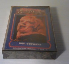 History of Rock Music - Rod Stewart - Cassette - SEALED - $9.99