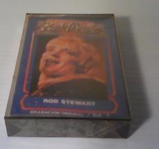 History of Rock Music - Rod Stewart - Cassette - SEALED - $9.99