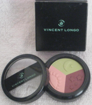 Vincent Longo Sun Moon Stars Eyeshadow Trio in Sweet Melody - NIB - Disc... - $12.50