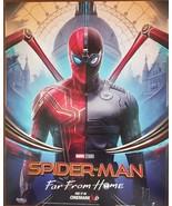Spider-Man 'Far From Home' Cinemark XD Movie Poster 8x10, single sidedNew - $5.95