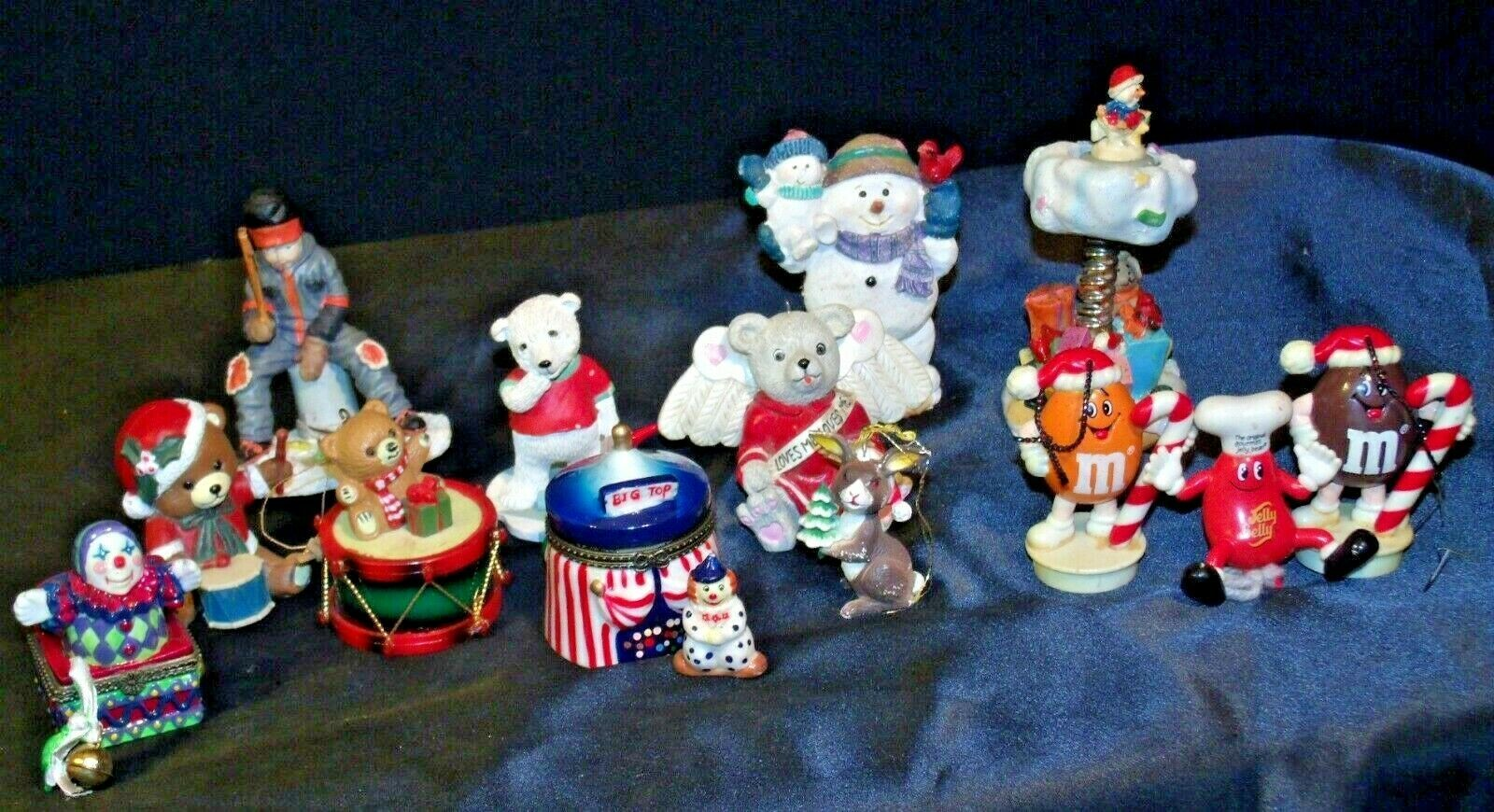 Stocking Stuffers, Christmas Ornaments AA20-2071 Vintage Collectible