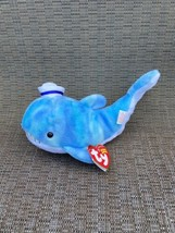 Ty Beanie Baby - CAPTAIN the Whale with Hang Tag - $19.70