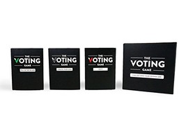 The Voting Game - The Party Game About Your Friends The Complete Card Ga... - $51.59