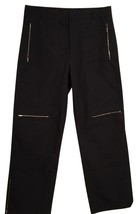 Calvin Klein Black zip trim Cargo pants 32 (10) - $34.95