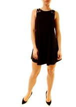 Free People Women's Fashion Baby Love Mini Dress Black Size XS RRP £76 B... - $24.80