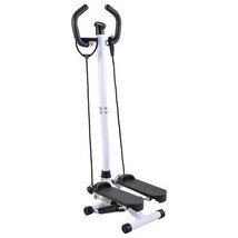 New Adjustable Twister Stepper with Handle Bar, Healthy and Fitness Mini... - $75.99