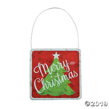 Christmas Sign Ornaments - $24.99
