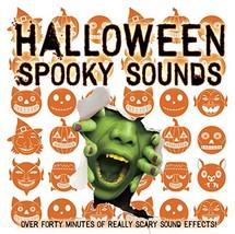 Halloween Spooky Sounds - $9.03