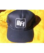 VTG Baseball Cap Hat BFI Mesh back trucker hat - $29.65