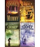 Losing Christina Complete Set Series Caroline B Cooney Mummy Lot of 4 Bo... - $19.79
