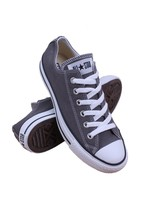 Converse Men's Chuck Taylor All Star Low Top Sneaker Charcoal 4.5 M - $54.45