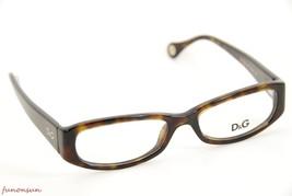 Dolce & Gabbana Women's Eyeglasses D&G 1228 502 Havana Plastic Frame 135mm - $86.33