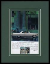 1964 Cadillac Hydra-Matic Framed 11x14 ORIGINAL Vintage Advertisement - $44.54