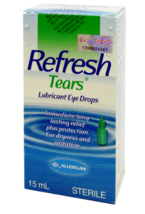 Allergan Refresh Tears Eye Drops 15ml - $13.93