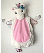 Koala Kids 1 Piece Baby Unicorn Halloween Costume w/Glittery Wings Girls... - $20.20