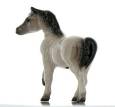 Hagen Renaker Miniature Horse Tiny Gray Mare Ceramic Figurine