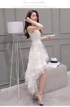 High low party Dress  at Bling Brides Bouquet online bridal store image 10