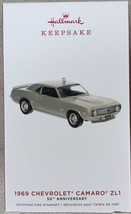 2019 Hallmark Limited Edition 1969 Chevrolet Camaro Keepsake Ornament - MIB - $26.95