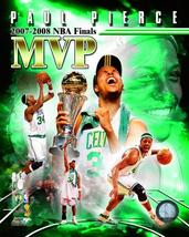 Paul Pierce MVP Boston Celtics Vintage 8X10 Color Basketball Memorabilia Photo - $3.99
