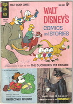 Walt Disney's Comics and Stories Comic Book #277 Gold Key 1963 VERY GOOD - $9.74