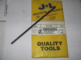 "Mitco 19//64/"" x OAL 10/"" HS Long Body Drill NOS"