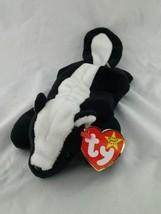 STINKY, SKUNK original Ty Beanie Baby, condition has tag very good - $8.59
