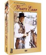 Wyatt Earp: The Life And Legend Of Wyatt Earp [DVD] - $44.32