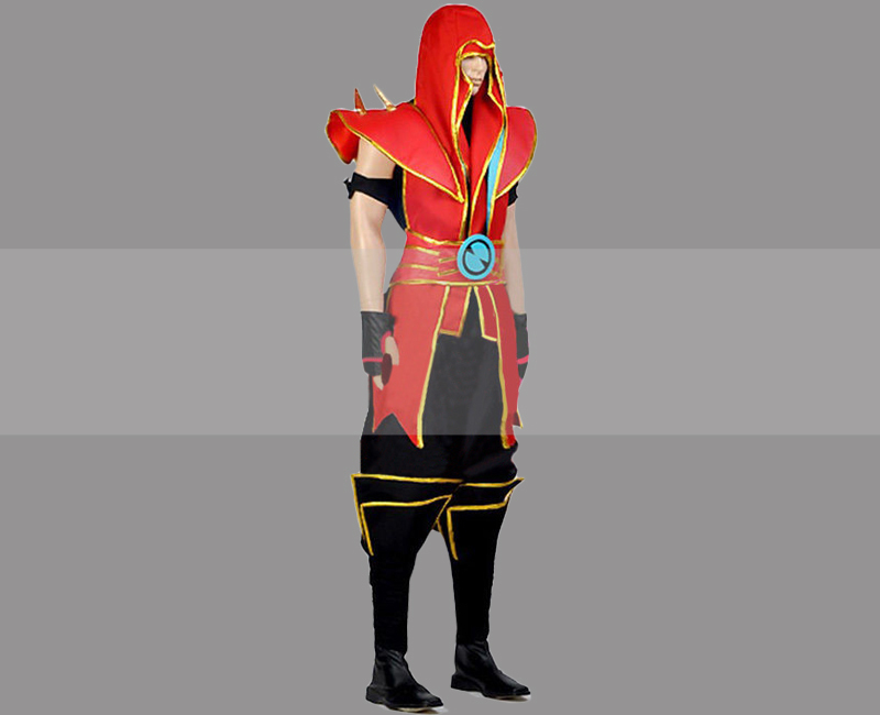 LOL Acolyte Lee Sin Cosplay Costume Buy