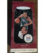 Hallmark Keepsake Ornament Grant Hill Hoop Star 1998 #4 - $9.90