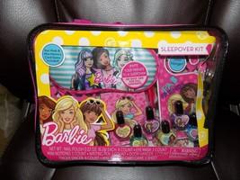 Barbie Sleepover Makeup Kit NEW  - $22.00