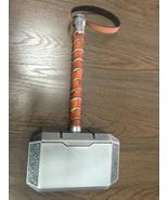Mjolnir Thor Marvel Avengers Metal Hammer 1:1 Replica Cosplay Props - $314.35
