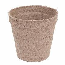 "Jiffy Pot Single Round, 2.25"" x 2.25"" , (10 Pack), POTS, 10 Cells, Biodegradable - $11.99"