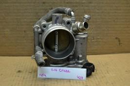 2011 Chevrolet Cruze Throttle Body OEM 55561495 Assembly 428-14f4 - $14.99