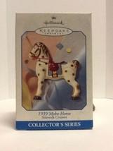 Hallmark Ornament - 1939 Mobo Horse, #2 Sidewalk Cruisers - 1998 - QEO8393 - $3.95