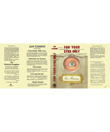 Fleming-Fac. DJ for 1st UK ed. of FOR YOUR EYES ONLY - $21.56