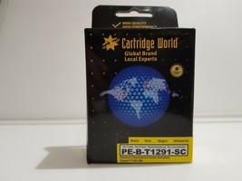 PE-B-T1291-SC Black Premium Black Ink Cartridge - $6.11