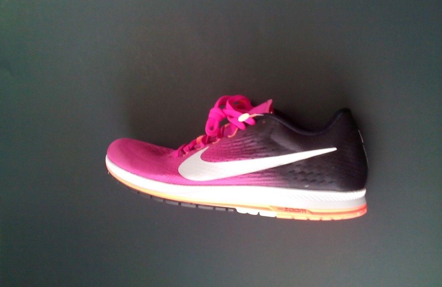 ec498534aea0 Nike Zoom Streak Men s Training Tennis Shoes Racing Pink Black 831413-600 -   65.00