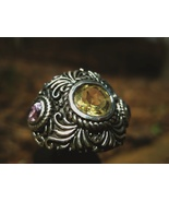 Haunted Ring Potestates ex divina Powers of the Divine Extremely potent - $477.77