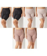 Spanx Smooth It Extended Length Mid Thigh Short Set of 2 - $19.99