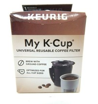 Keurig My K-Cup Universal Reusable K-Cup Pod Coffee Filter for all 2.0  - $18.39