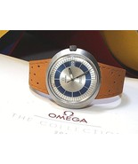 Omega Dynamic Authentic Swiss Made Watch Blue sub bezel - $618.48