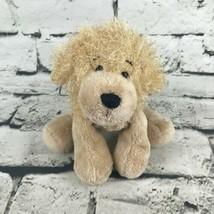 Webkinz Ganz Golden Retriever Plush Shaggy Stuffed Animal Soft Toy Dog - $7.91