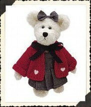 "Boyds Bears ""Mae B. Bearlove"" 6.5"" Plush Bear -#82002- NEW-2001 - $16.99"