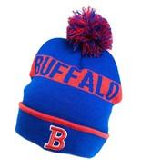 Buffalo Bills Pom Pom Knit Hat - $14.95