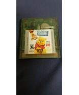 Disney Winnie the Pooh Adventures in the 100 Acre Wood Nintendo Game Boy... - $7.91