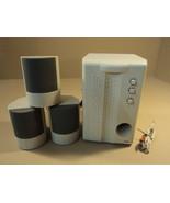 Professional Computer Speaker System 5-in Subwoofer Multimedia LK-5000 - $39.17