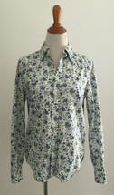 Ralph Lauren Floral Print Button Front Shirt sz 8 - $19.79