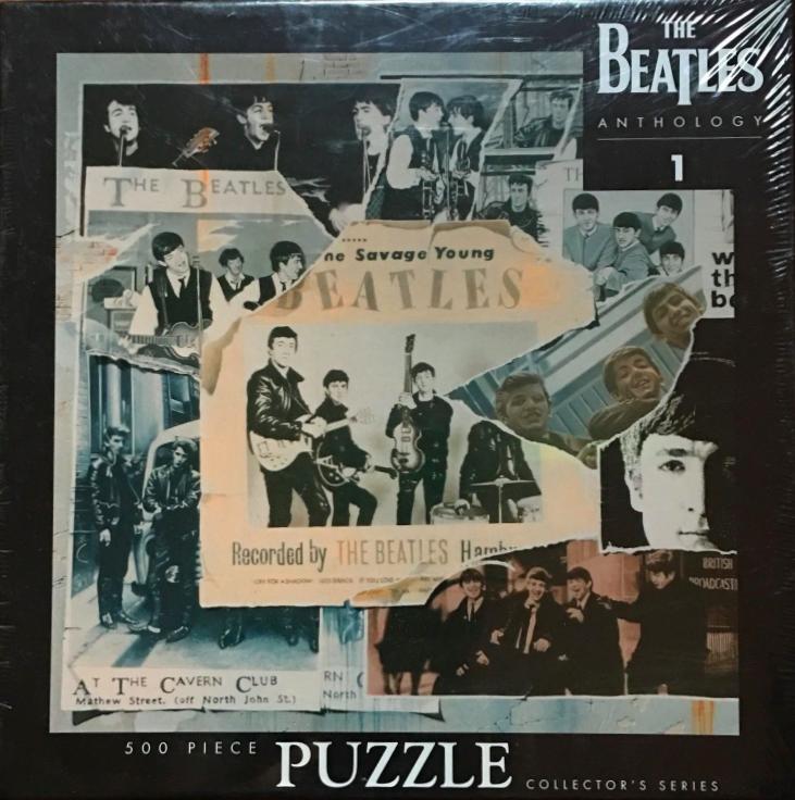 """500 Piece Puzzle """"Beatles Anthology I"""" [Brand New] - $77.47"""