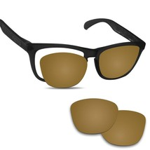 Anti-saltwater Replacement Lenses for Oakley Frogskins Sunglasses Various Colors - $47.47