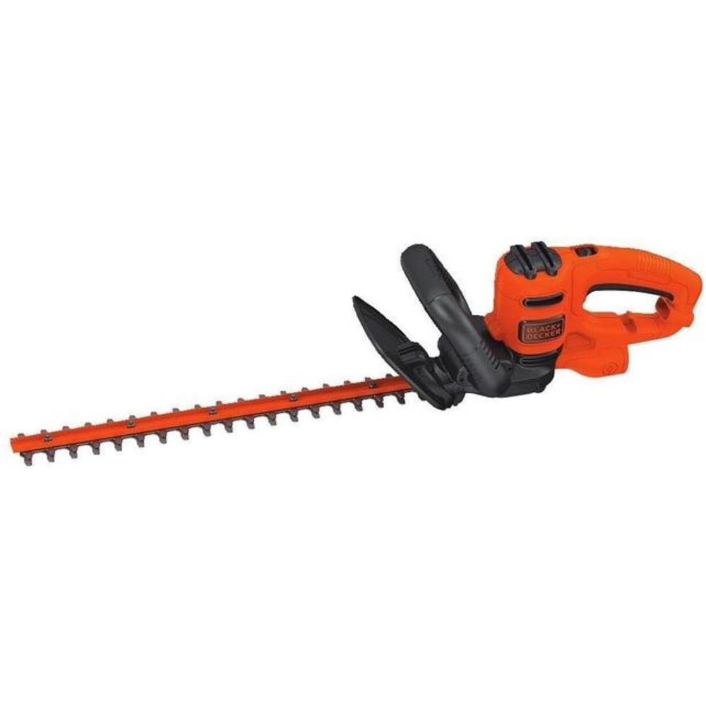 Primary image for Black+Decker BEHT200 18 Inch Electric Hedge Trimmer - 3.5 A - Orange
